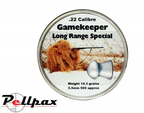 Gamekeeper  Long Range Special .22 (5.5mm)