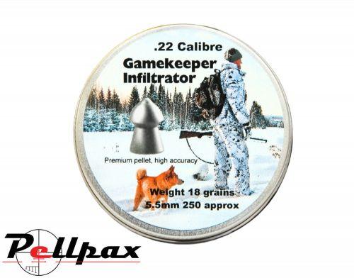 Gamekeeper  Infiltrator .22 (5.5mm)
