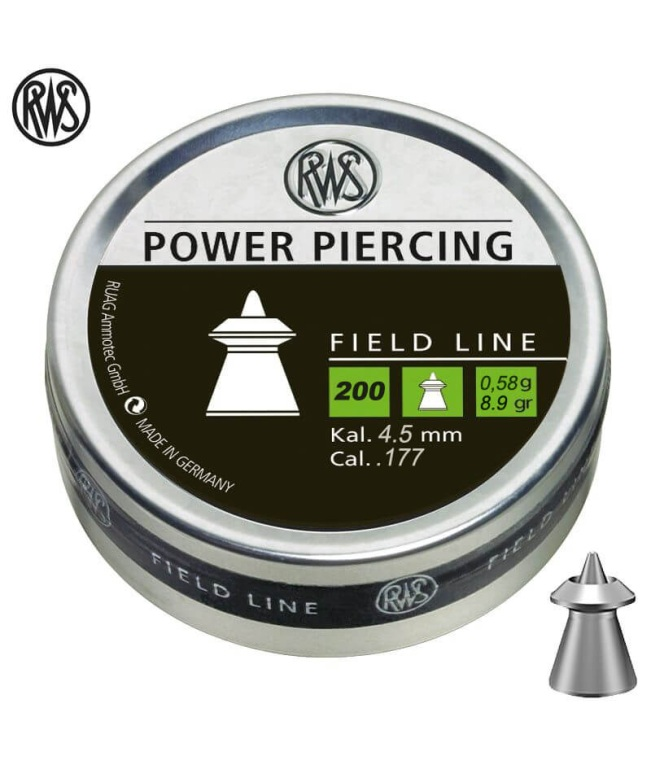 RWS Power Piercing .177 (4.5mm)