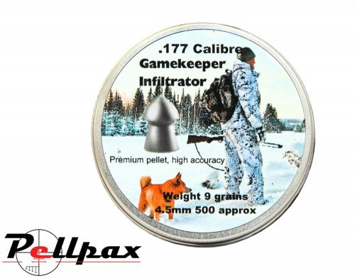 Gamekeeper  Infiltrator .177 (4.5mm)