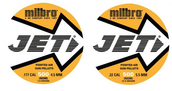 Milbro Jet .22 (5.5mm)