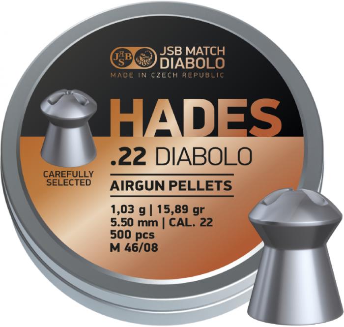 JSB Hades .22 (5.5mm)