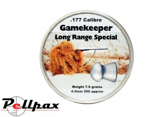 Gamekeeper  Long Range Special .177 (4.5mm)