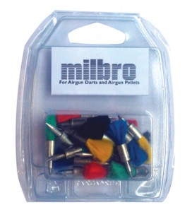 Milbro Darts .177 (4.5mm)