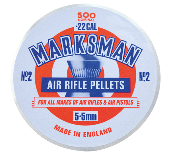 Marksman  Domed .22 (5.5mm)