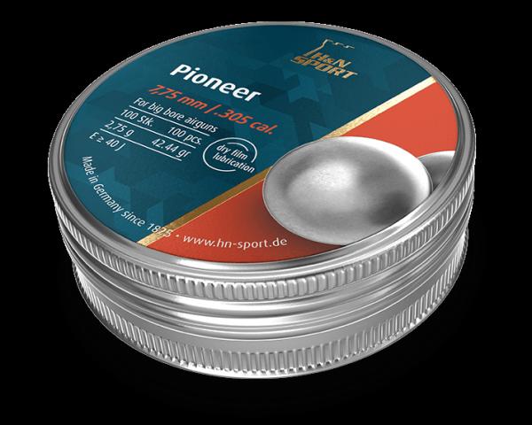 H&N Pioneer Round Ball .30 (7.62mm)