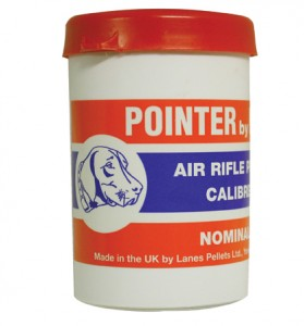 Pointer  Pellets .177 (4.5mm)