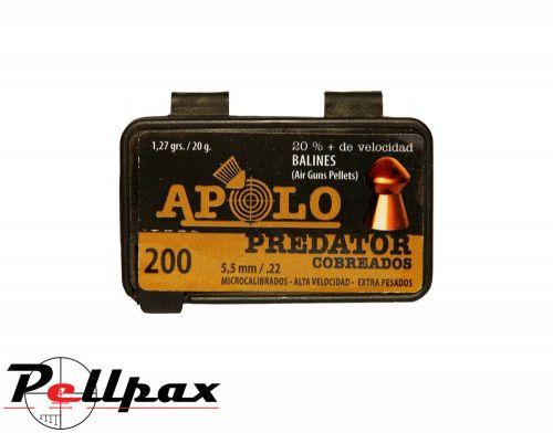 Apolo  Predator Copper .22 (5.5mm)
