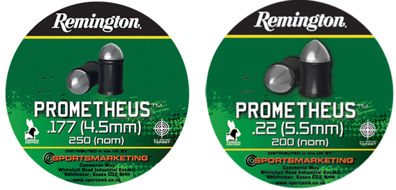 Remington  Prometheus .177 (4.5mm)