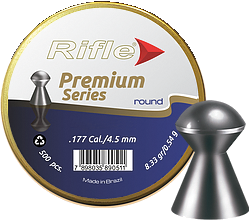 Rifle  Premium Series Round .177 (4.5mm)