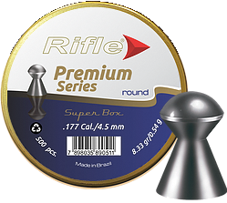 Rifle  Premium Series Round Super Box .177 (4.5mm)