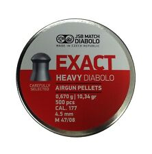 JSB Diabolo Exact Heavy .20 (5.11mm)