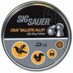 Sig Sauer Crux Ballasitc Alloy .177 (4.5mm)