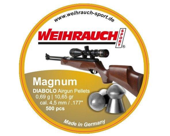 Weihrauch Magnum .177 (4.5mm)