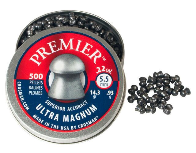Crosman Premier Ultra Magnum .22 (5.5mm)