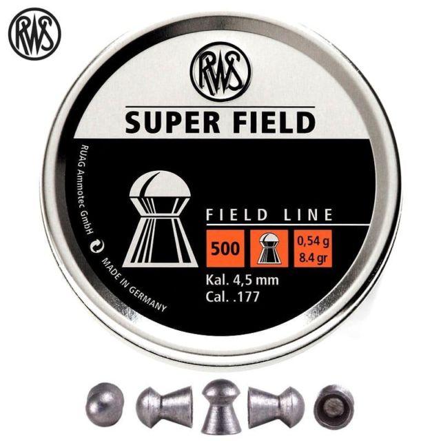 RWS Superfield .177 (4.52mm)