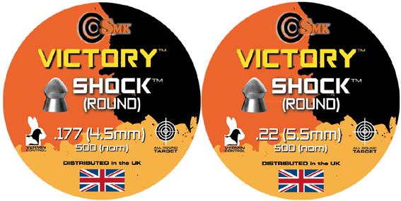 SMK Shock .22 (5.5mm)