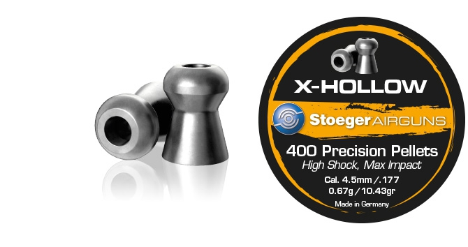 Stoeger  High Shock, Max Impact .177 (4.5mm)