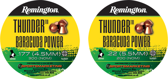 Remington  Baracuda Power .22 (5.5mm)