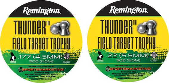 Remington  Field Target Trophy .22 (5.5mm)