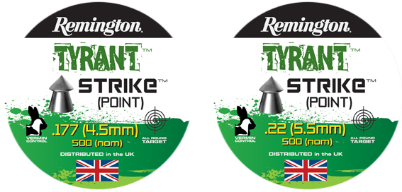 Remington  Tyrant Strike .22 (5.5mm)