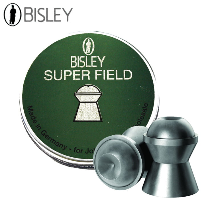 Bisley Super Field .25 (6.35mm)