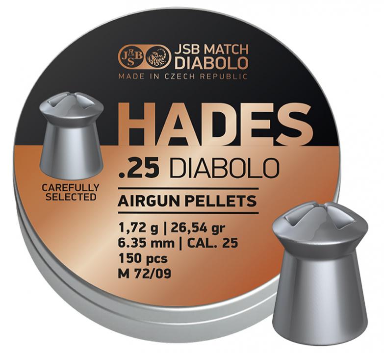 JSB Hades .25 (6.35mm)