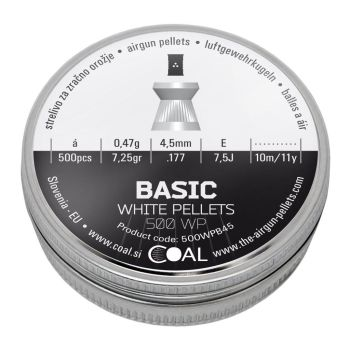 COAL Basic 500 WP .177 (4.5mm)