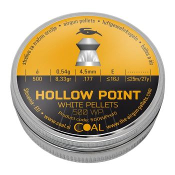 COAL Hollow Point 500 WP .177 (4.5mm)