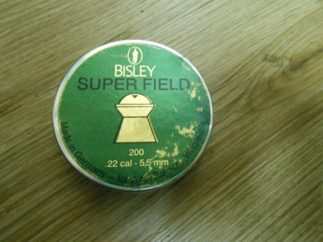 Bisley Superfield Vintage .22 (5.5mm)