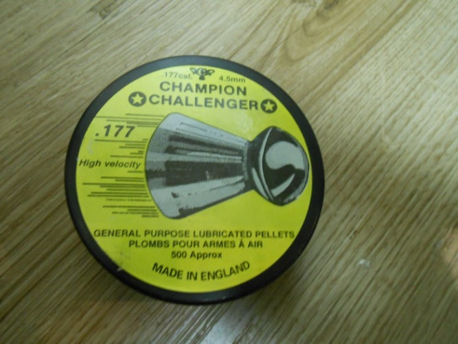 Unknown Champion Challenger Vintage .177 (4.5mm)