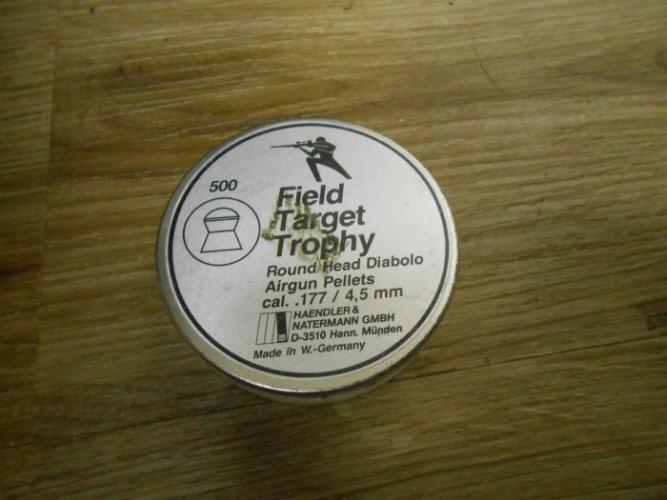 H&N Field target Vintage .177 (4.5mm)