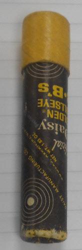 Daisy Golden BB tube Vintage