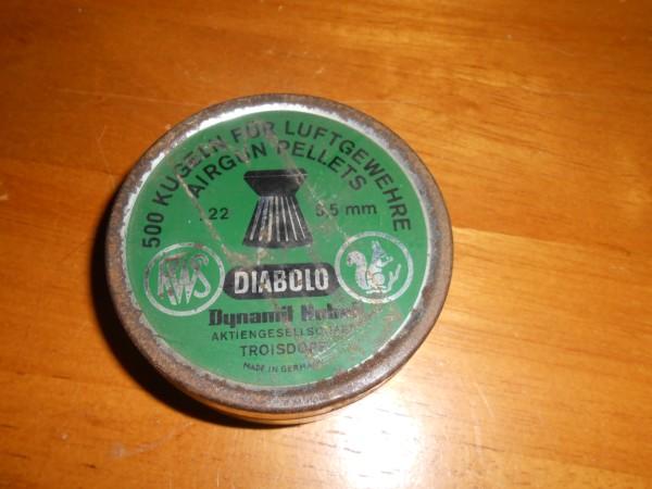 RWS Diablo Vintage .22 (5.5mm)