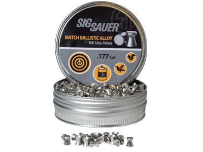 Sig Sauer Match Ballistic Alloy .177 (4.5mm)