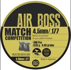 Apolo Air Boss Match Competition .177 (4.5mm)