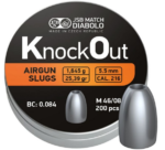 JSB Knockout Slugs .22 (5.51mm)